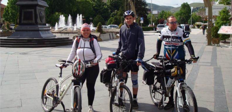 vozenje velosiped vo bitola