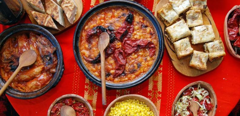 makedonska hrana