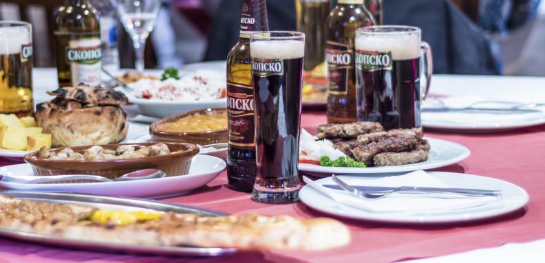 vkusot na makedonija skopsko pivo i hrana