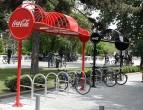 coca-cola parkiralishta
