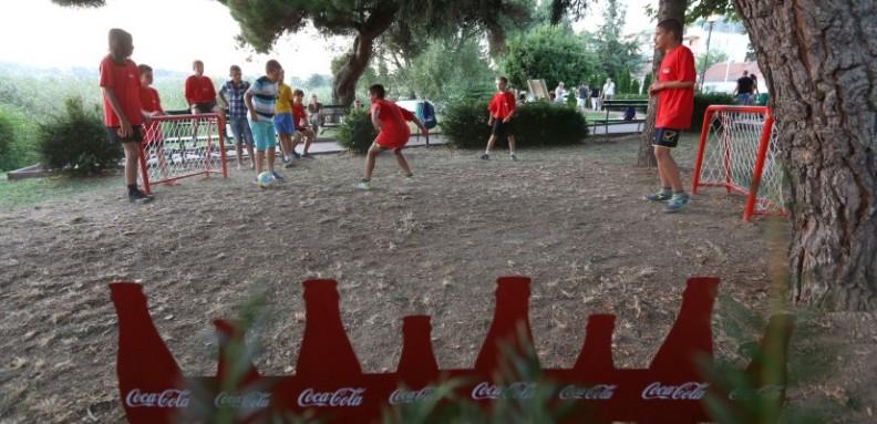 coca-cola aktivna zona ohrid