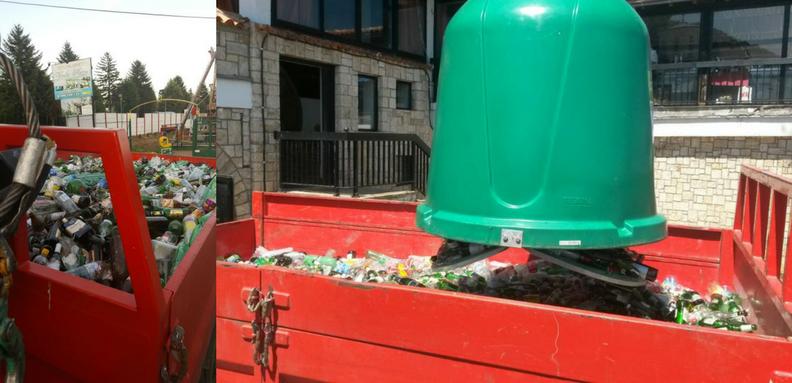 pakomak kontejneri