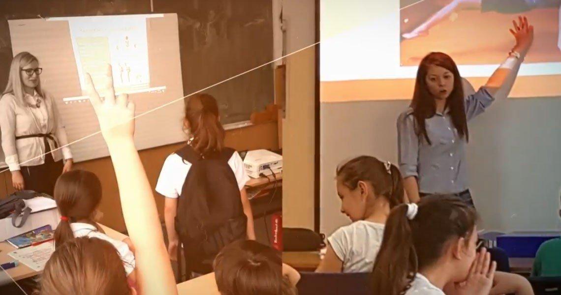 Едукативен проект на Пивара Скопје - За безбедни и здрави школски денови