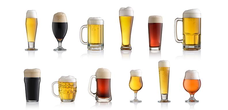 vidovi krigli za pivo