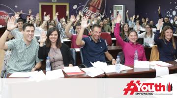 youth empowered vestini za uspeh obuka