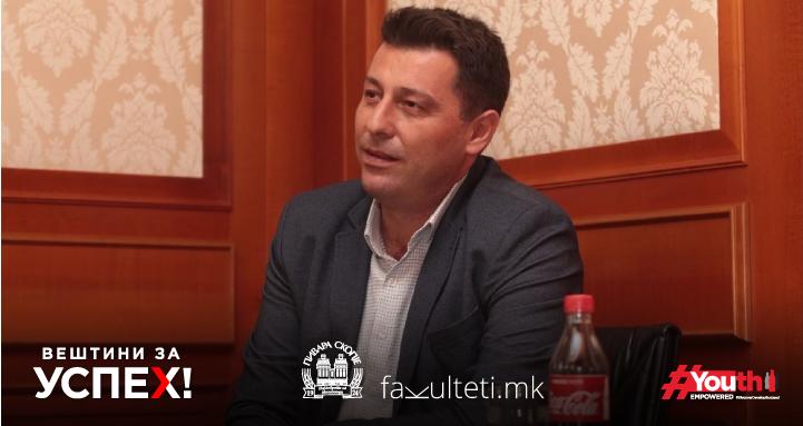 Boris Ackovski intervju Po skalila na uspehot nosecka